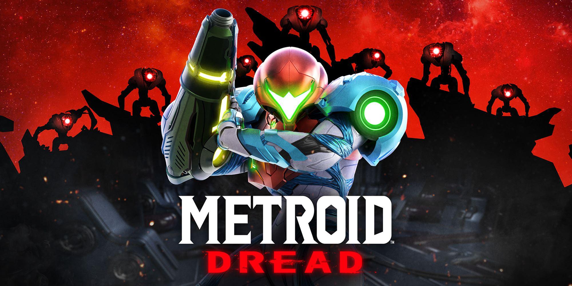 Súťaž - METROID DREAD